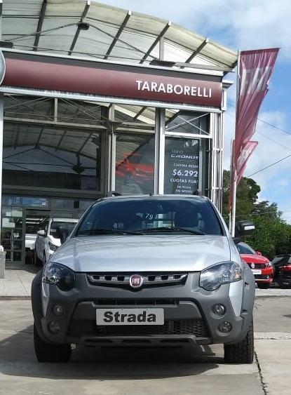 Fiat Strada Adventure Cab.doble Mejor Contado En Taraborelli