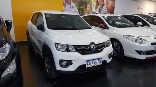 Renault Kwid 1.0 Sce 66cv Iconic 2019 6300 Km (ra)