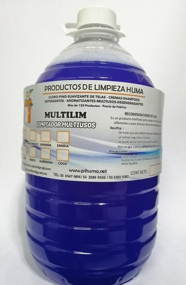 Liquido Multiusos Desinfectante 5lts