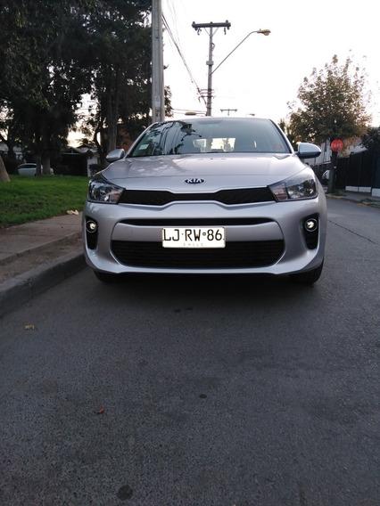 Kia Rio 4 Lx 1.4 Sedan