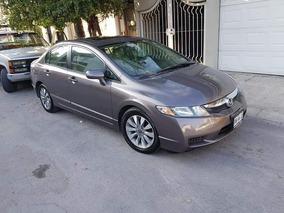 Honda Civic 1.8 Exl Mt 2011