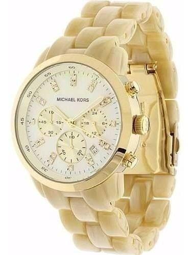 Relógio Michael Kors Mk5217 Madrepérola C/ Caixa Mk Original