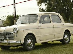 Vendo O Permuto Fiat 1100