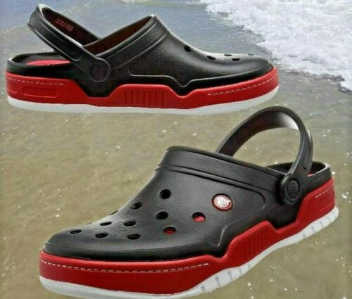 Nuevas Crocs Front Court Clog Talle M 10 / W 12