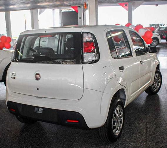 Fiat Uno Attractive 1.0 8v 4p 05 Passageiros