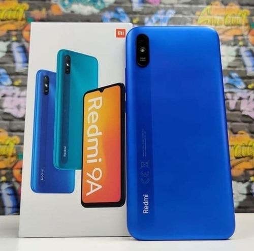 Xiaomi Redmi 9a 32gb 2gb Ram Azul Custo Benefício