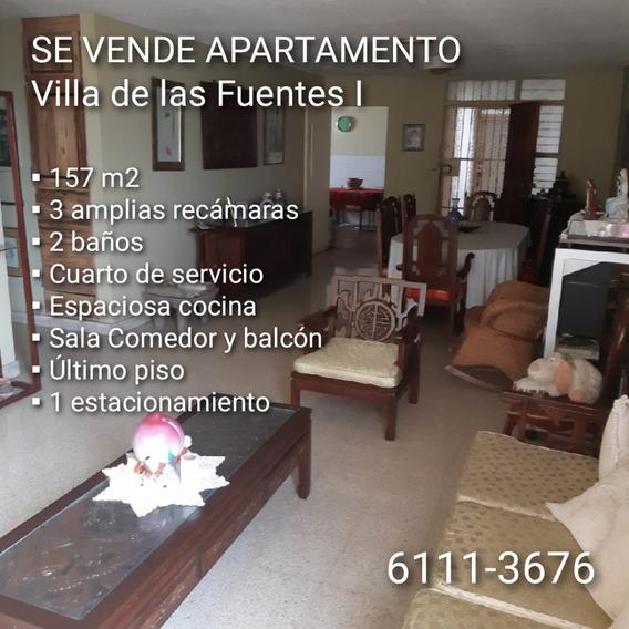 Apartamento Súper Amplio - Villa De Las Fuentes I