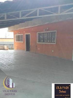Chácara Com 3 Dormitórios E 1 Suíte À Venda, 1100 M² Por R$ 300.000 - Cachoeira - Cotia/sp - Ch0012