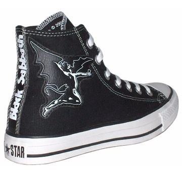 Tênis Black Sabbath All Star Converse Ozzy