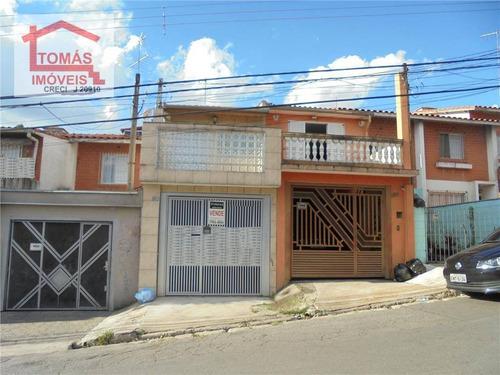 Sobrado Residencial À Venda, Pirituba, São Paulo. - So0765