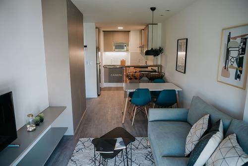 Apartamento 2 Dormitorios A Estrenar- Ref: 6877