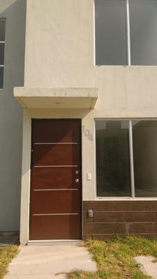 Casa En Coto Privado Vigilancia 24 Horas, Alberca, 2 Rec