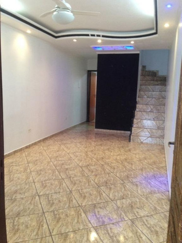 Imagem 1 de 16 de Sobrado Com 3 Dormitórios À Venda, 112 M² Por R$ 418.000,00 - Cidade São Jorge - Santo André/sp - So1025