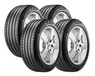 Jogo 4 Pneus Pirelli 205/55r16 91w Cinturato P7 (ao)