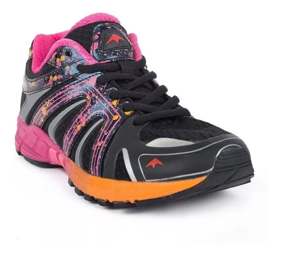 Zapatillas Montagne Pikes Mujer Running . Super Oferta !!