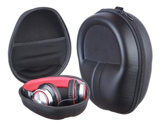 Case Estojo Capa Para Headphone