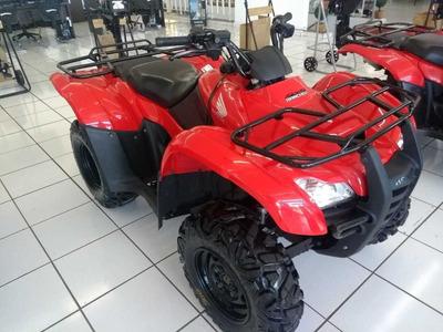 Honda Trx 400 4x4 Ano 2013 Roupa Nova