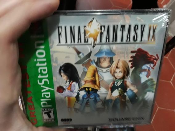 Final Fantasy Ix Lacrado Ps1 Original