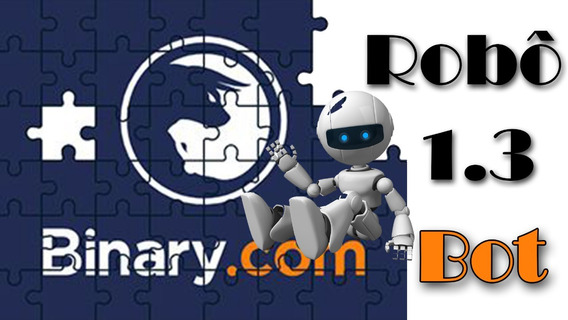 Robô Bot Binary 1.3 Alto Acerto - Ideal Banca Pequena