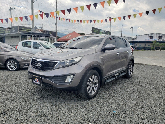 Kia New Sportage 2.000 Cc Turbo Diesel 4x4 2013