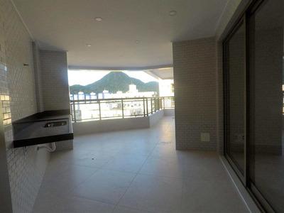 Apartamento 3 Dormitórios Alto Padrão, Lazer Completo - Forte - V585