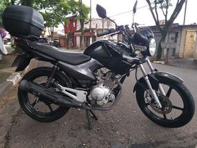 Yamaha Ybr Factor 125 Ed -2010.