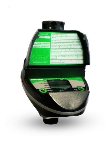 Control Digital Automático Riego Para Canilla A Pila Gianni