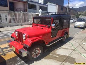 Jeep Willys 4j
