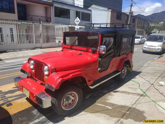 Jeep Willys 4j
