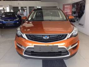 Geely Emgrand Gs Gt Super Full Automática 2019 0km