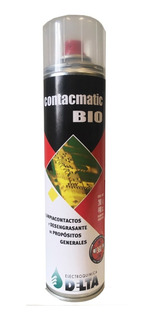 Limpia Contactos Contactmatic Bio 440cc/280gr Delta