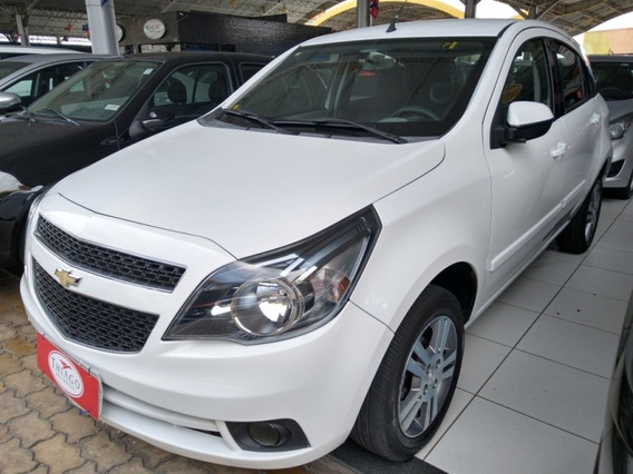 Agile 1.4 Mpfi Ltz 8v Flex 4p Manual 44043km