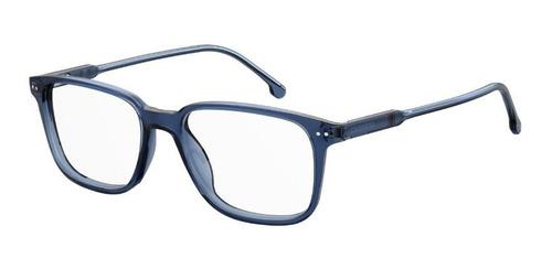 Armação De Grau Azul Carrera 213 Pjp 52 17 145 - Original