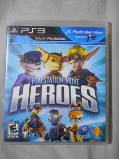 Heroes Move Playstation Vendo Mandos Juegos