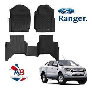 Alfombra De Bandeja Ford Ranger
