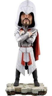 Assassins Creed Brotherhood Head Knocker Ezio ( Orig) Neca
