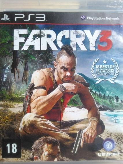 Far Cry 3 Ps3 Original , A Pronta Entrega