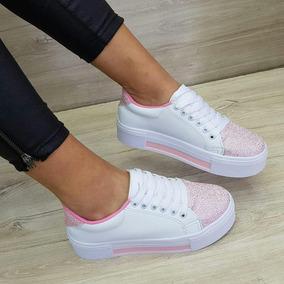 7a2dc2ab1ca Tenis Color Salmon Mujer - Zapatos para Mujer en Mercado Libre Colombia