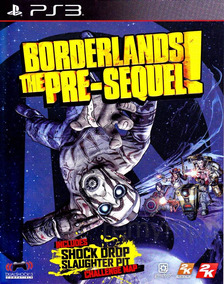 Borderlands The Pre-sequel Ps3 Original Lacrado Mídia Física