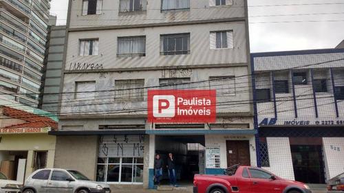 Prédio À Venda, 1033 M² - Ipiranga - São Paulo/sp - Pr0332