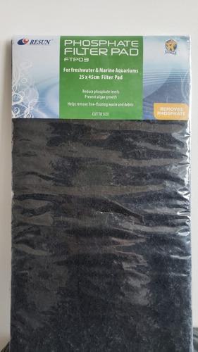 Esponja Filtrante Removedora Fosfatos