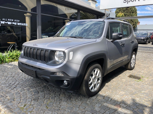 Jeep Renegade 2021 1.8 Sport At Plus