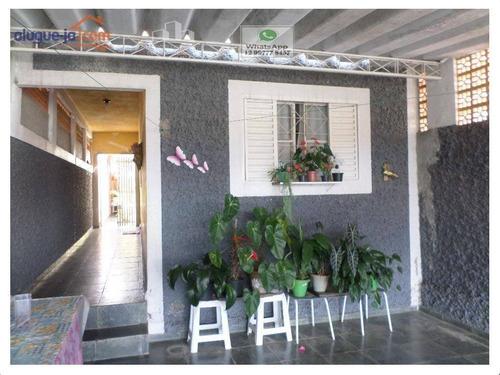 Vende-se: Excelente Casa 3 Dormitórios. - Ca1423