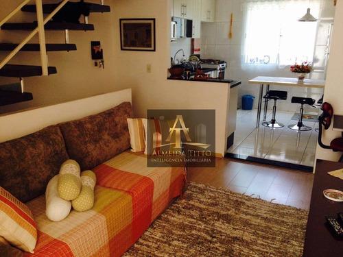 Imagem 1 de 23 de Belíssima Casa De 90m² À Venda No Condomínio Boa Vista. - Ca2785