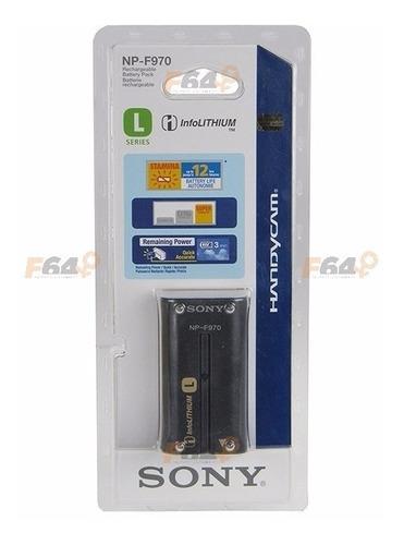 Bateria Sony Np F970 De Alta Duracion