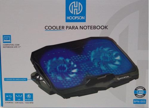 Cooler Para Notebook Hoopson Bpn-005