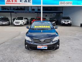 Toyota Corolla Blindado Armura Altis 2012 Oportunidade !!!