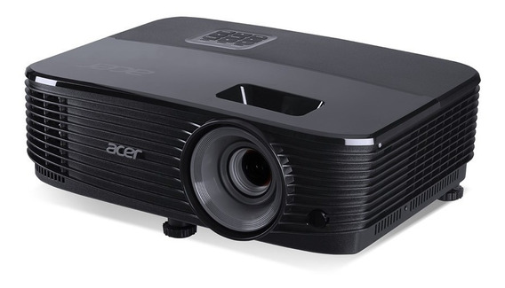 Projetor Acer X1323wh 3700 Lumens Widescreen Hd Nativo
