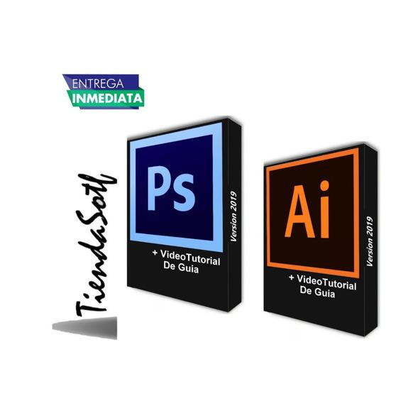 Adob Illustratr Photoshp 2019, Videotutorial De Guia