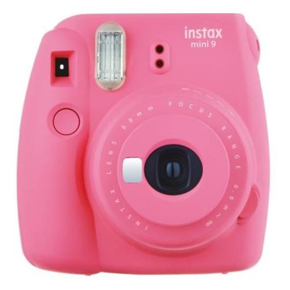 Câmera Instantânea Instax Mini 9, Fujifilm, Rosa